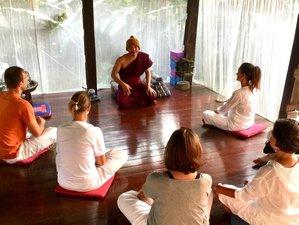 7 jours en vacances de yoga, méditation et détente à Chiang Mai, Thaïlande