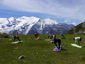 8 Days Hiking, Meditation, and Yoga Retreat in Aosta Valley, Italy