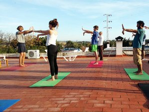 4 Days Private Windsurf and Yoga Retreat in Andalucia, Spain