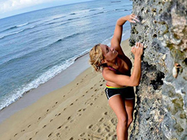 6 Days Surf and Climb Yoga Retreat in Puerto Rico