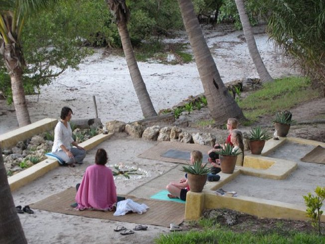 5 Days Tropical Wellness, Yoga and Meditation Retreat in Tanzania