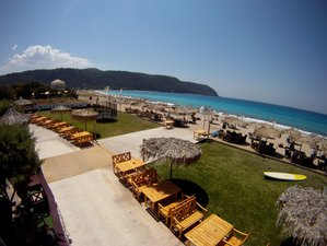 8 Days Windsurfing Surf Camp Greece