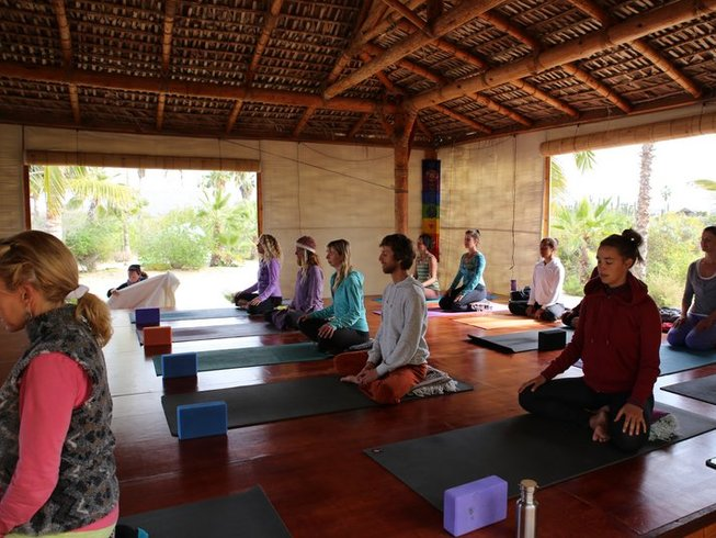 26 Days 300-Hour Yoga Teacher Training in Mexico