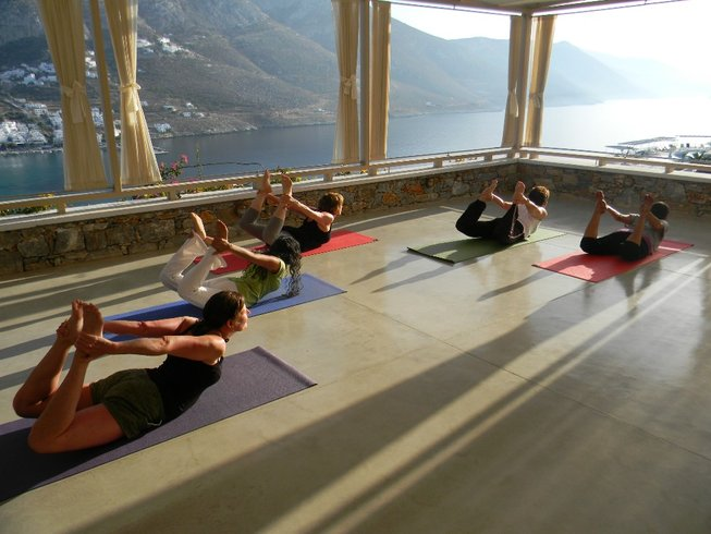8 Days Luxury 5-Star Spa, Meditation, Hiking, Fitness and Yoga Retreat in Greece