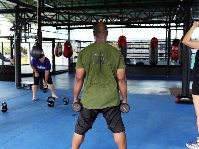 3 Months Weight Loss and Muay Thai Camp Thailand