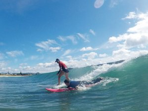 2 Days Rejuvenating Yoga and Surf Camp in Whangamata, New Zealand