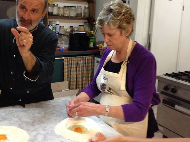 7 Days Mediterranean Cooking Vacation in Italy
