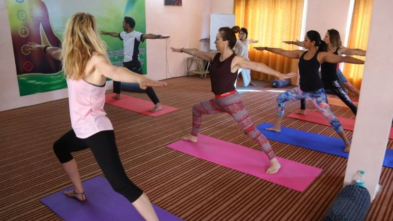 29 Days 200-Hours Ayurveda Yoga Teacher Training Course in