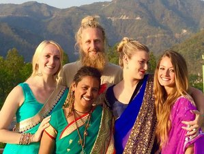 30 Days 200-Hour Yoga Teacher Training in Rishikesh