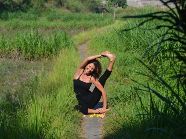 Vinyasa Yoga Retreat in Bali, Indonesia