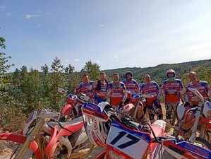 2 Day Off-Road Guided Motorcycle Tour in Abrantes - Monte da Varzea