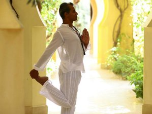 4 días de retiro de yoga de lujo en Marrakech, Marruecos