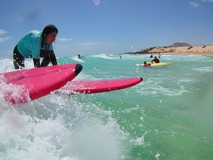 8 Day Deluxe Surf Camp in Fuerteventura, Canary Islands