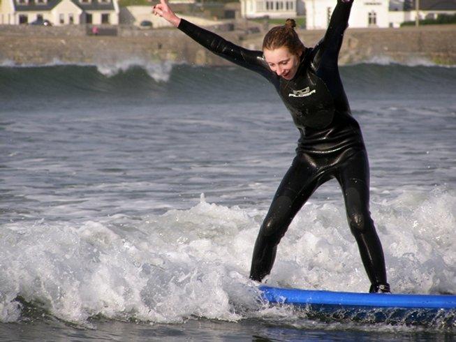 3 Days Weekend Surf Camp in Bundoran, Ireland