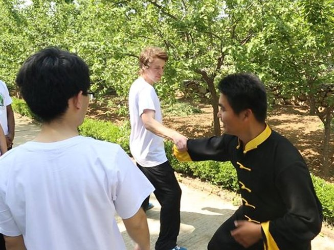 6 Months Intensive Shaolin Kung Fu & Wing Chun in China