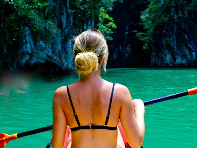 14 Days Meditation and Yoga Retreat in Krabi and Koh Phi Phi, Thailand