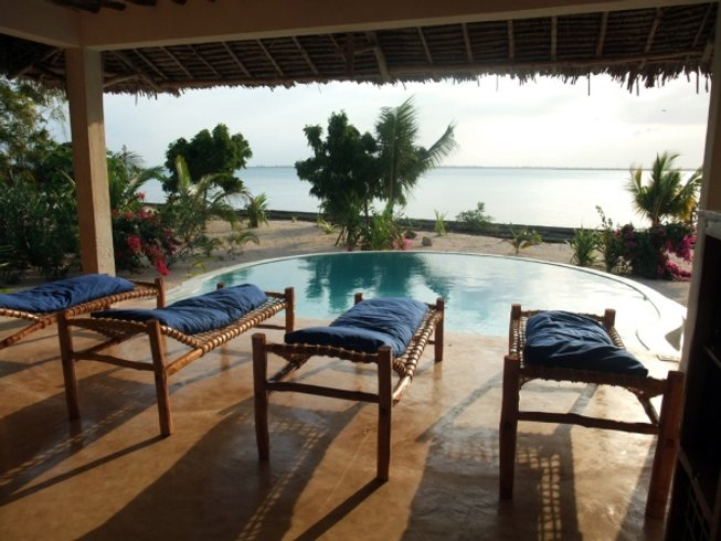 7 Days Group Yoga Retreat in Zanzibar