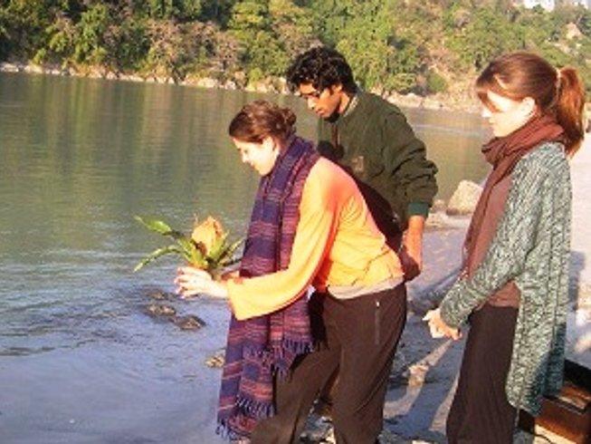 7 Days Detox and Yoga Retreat Rishikesh