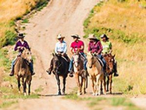 7 Days Custom Family Horse Riding Holiday in Idaho, USA