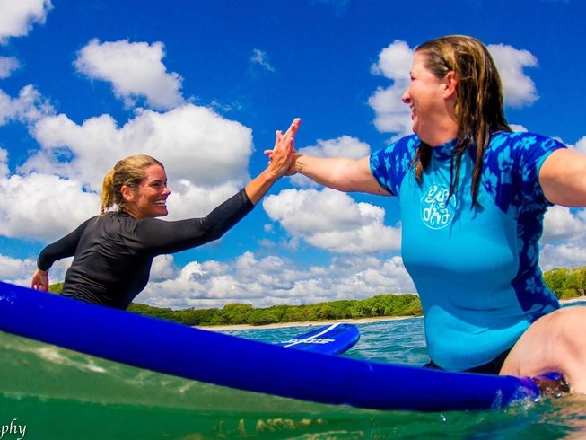 6 Days Intensive Surf and Yoga Retreat in Nicaragua