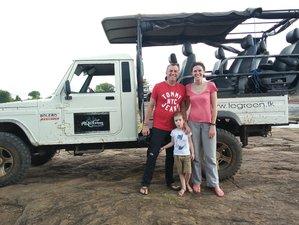 3 Days Adventure Safari in Udawalawe National Park, Sri Lanka