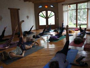 28 jours - 200h de formation de professeur yoga detox, Equateur