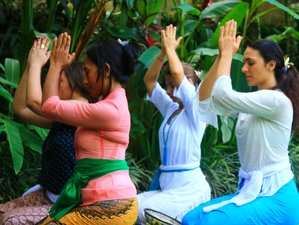 8 Days Meditation, Reiki & Yoga Retreat Bali