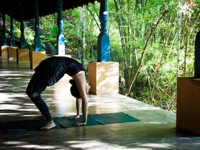15-Daagse Yoga Retraite in Sri Lanka