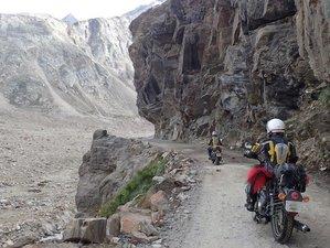 9 Days Lahaul and Spiti Himalaya Motorcycle Tour, India