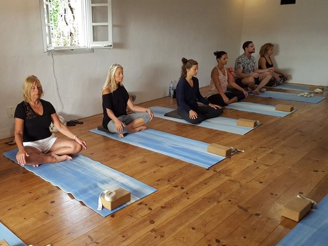 5 Days Luxury Raw Food Yoga Retreat in Ibiza, Spain