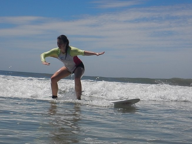 10 Days Energizing Surf and Yoga Retreat in Santa Teresa, Costa Rica