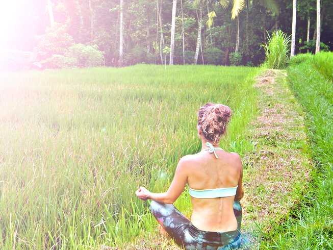 6 Days Luxury Detox, Mindfulness and Yoga Retreat in Bali