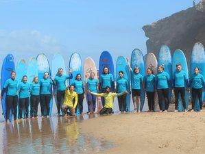 4 Days Breathtaking Surf Camp in Praia da Salema, Faro District, Portugal