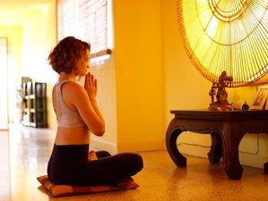 3 Tage Schweigemeditation und Yoga Retreat in Mae On, Chiang Mai