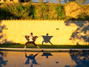 7 Days Wellbeing Yoga Retreat in Tuscany