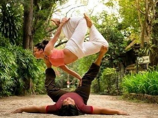 8 Days Acrobatics Yoga Retreat Thailand
