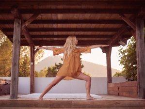 7 Days Yoga, Meditation and Ayurvedic Retreat in Ibiza with a Guru from Bihar School of India