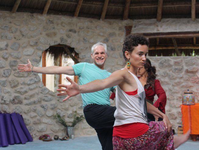 7 Days Realign in Paradise Yoga Retreat Tulum, Mexico