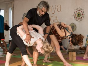 28 Days 300-Hour Yoga Teacher Training in Goa, India