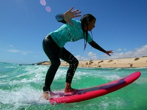 8 Days Deluxe Surf Camp Corralejo, Fuerteventura, Canary Islands, Spain