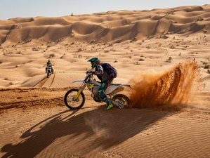 8 Day On The Tracks of Star Wars: Guided Motorcycle Tour in Tunisia
