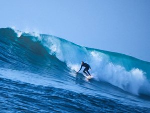 7 Day Beginner and Intermediate Surf Lessons in Agadir