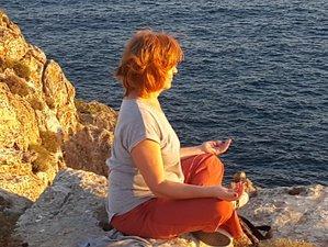 7 días de vacaciones con yoga y excursiones en Formentera, España