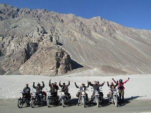 6 Day Guided Leh Loop Motorbike Tour