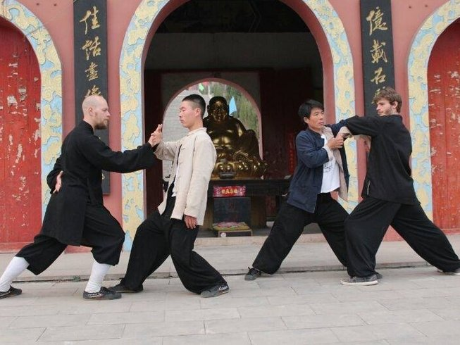 3 Months Kung Fu Training in Hebei (Birthplace of Taichi), China