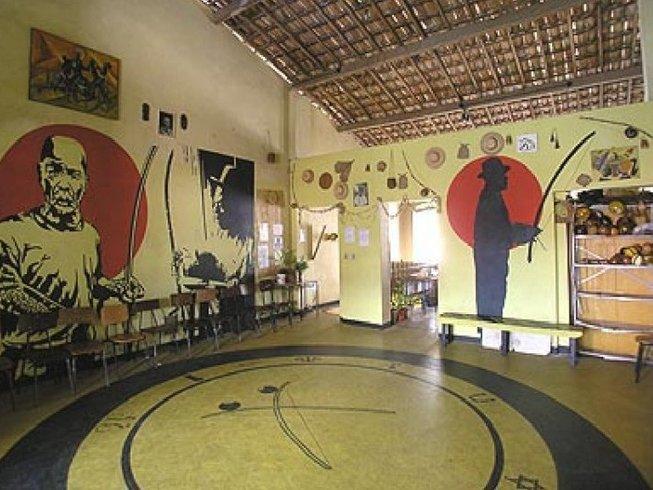 14 Days of Capoeira Training in Salvador Bahia, Brazil