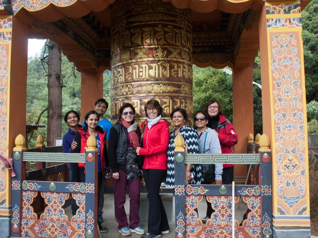 6 Days Yoga Retreat Bhutan