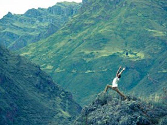 10 Tage Mystischer Yoga Retreat in Cusco, Peru