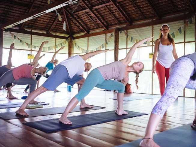 28 Days 200-Hour Yoga Teacher Training in Surat Thani, Thailand