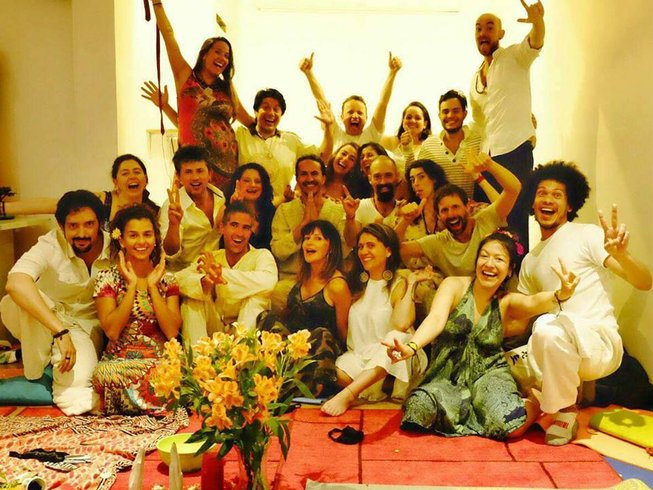 28 Tage Intensiver Yoga Urlaub in Sogamoso, Kolumbien